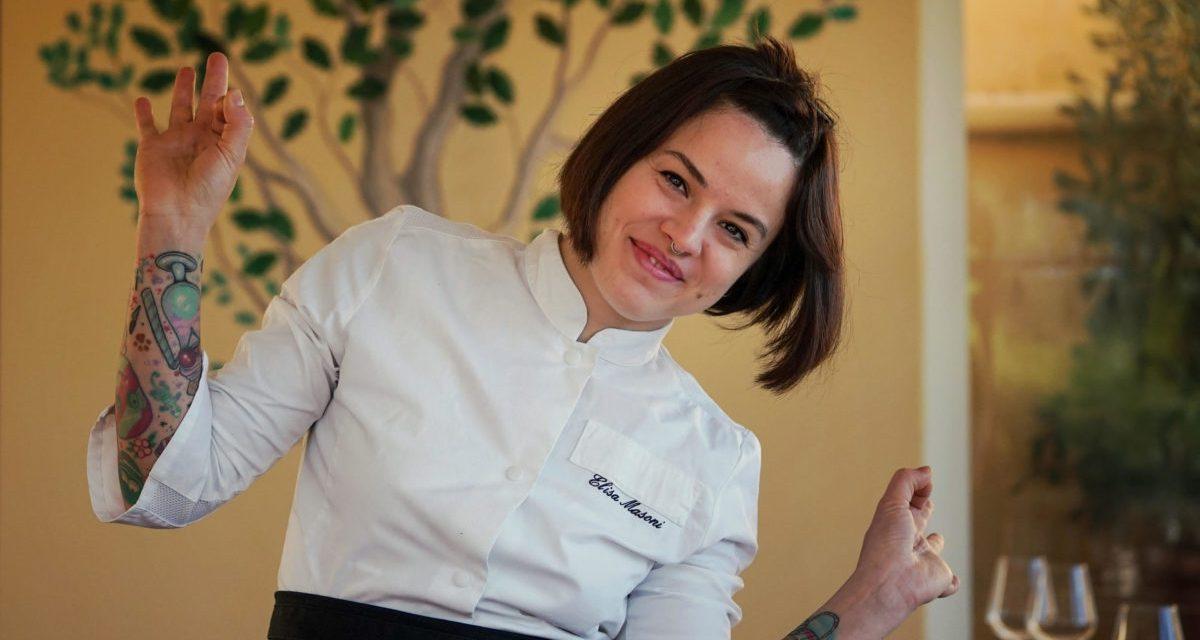 Elisa Masoni: Amo la cucina grazie a nonno Mario