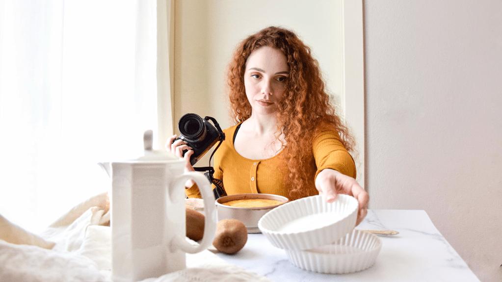 Claudiainpizzaland e le passioni per il food e la fotografia