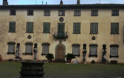 Visita alla Tenuta di Capezzana in Toscana