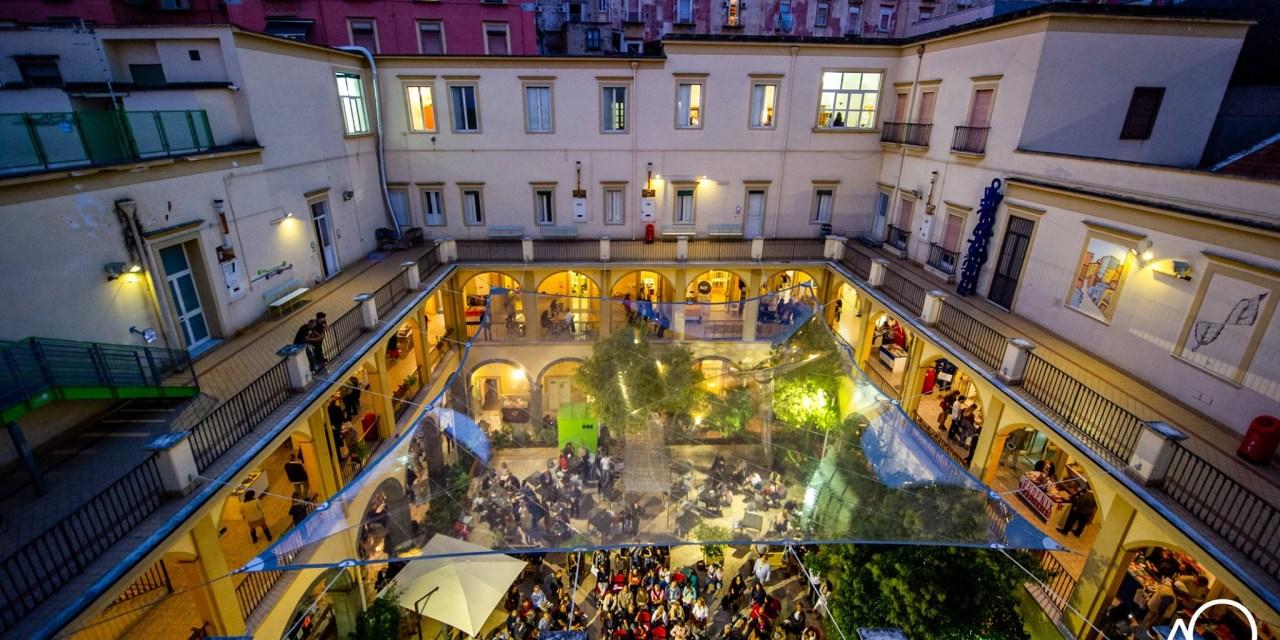 Nasce Qucine Sociali  al centro storico di Napoli