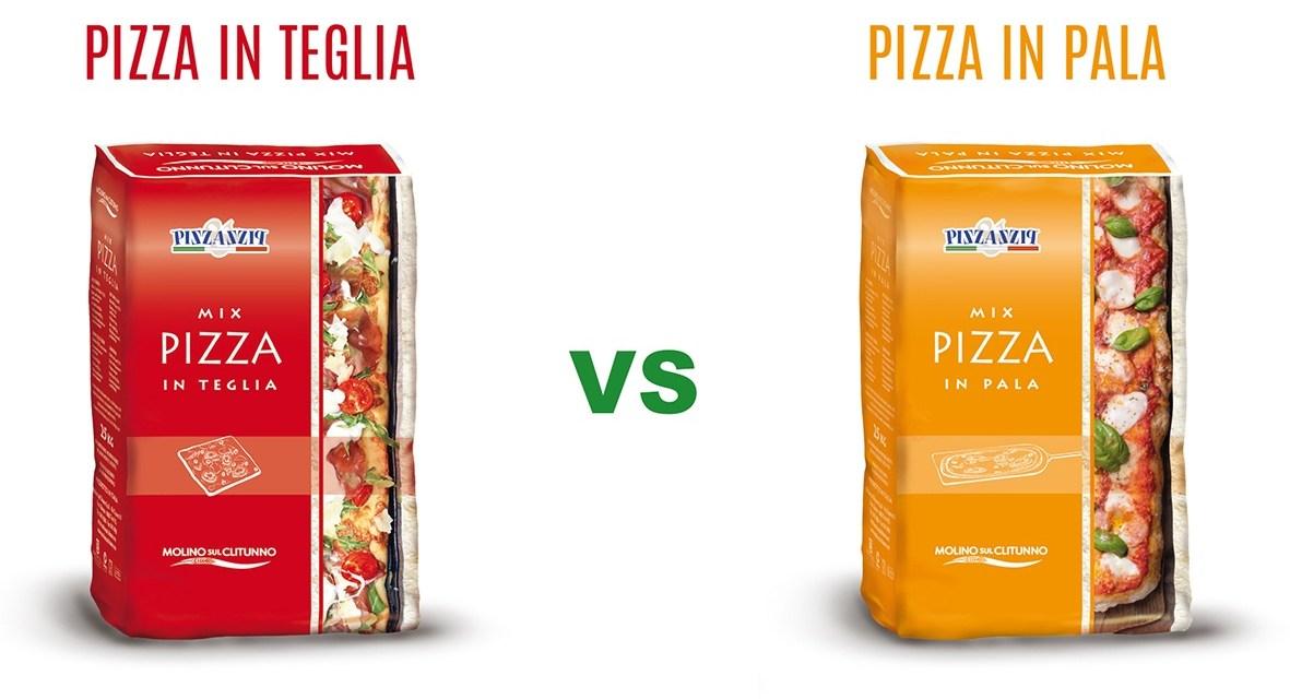 LA PIZZA TRADIZIONALE ROMANA: TEGLIA VS PALA