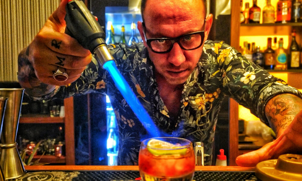 Marco Liuzzo: il bartender deve avere il coraggio di evadere dagli schemi