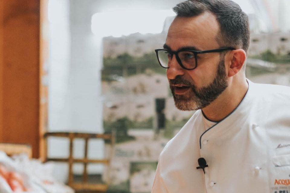 A Riyadh il nuovo progetto dello chef Massimo Sollai
