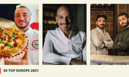 50 Top 2021: Scopri la Migliore Pizzeria Europea dell'anno!