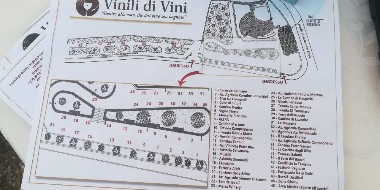 La terza edizione di Vinili di Vini a Castel Campagnano
