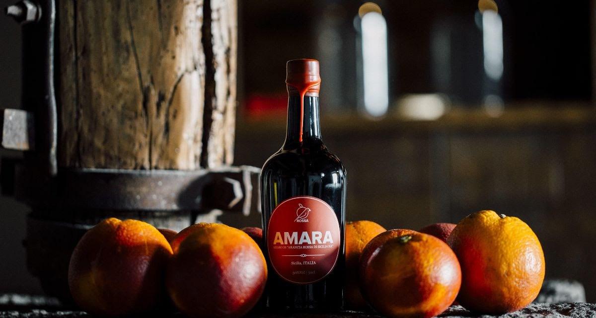 Amaro Amara e Liquori dell'Etna a Identità Golose 2021