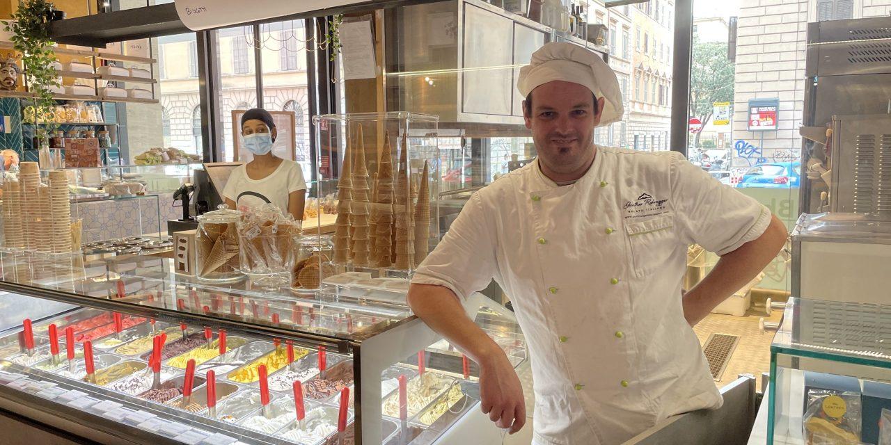 Gunther, il gelato delle Alpi arriva al Mercato Centrale Roma