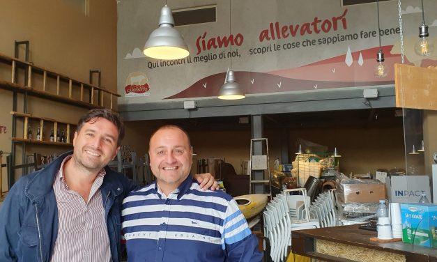 Una candidatura speciale per Salvatore Passariello del Gruppo Le Due Torri in Presenzano