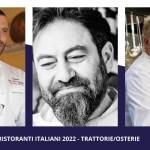 50 Top Italy 2022: La Classifica delle migliori trattorie d'Italia
