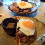 Please Allow Me To (Duck and) Waffle On {Review –  Duck and Waffle, London}