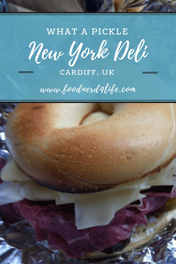 New York Deli Pin