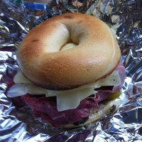 What a Pickle! {Review – New York Deli, Cardiff}