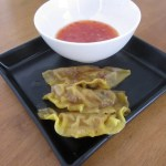 The Ugly Dumpling {Recipe – Pork Potsticker Dumplings}