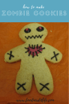 Zombie Cookie Pin