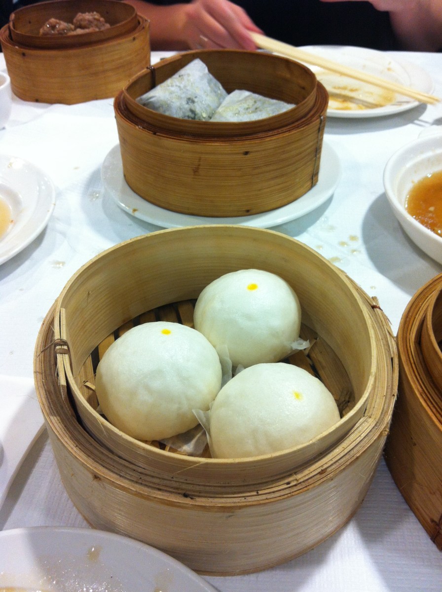 Please Give Me (Dim) Sum More {Review - Mayflower, Bristol}