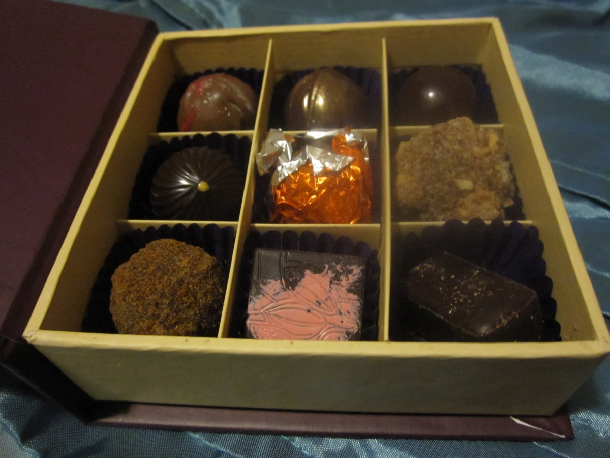An Ode to Paul.A. Young Chocolates {Review - Paul A. Young Chocolates}