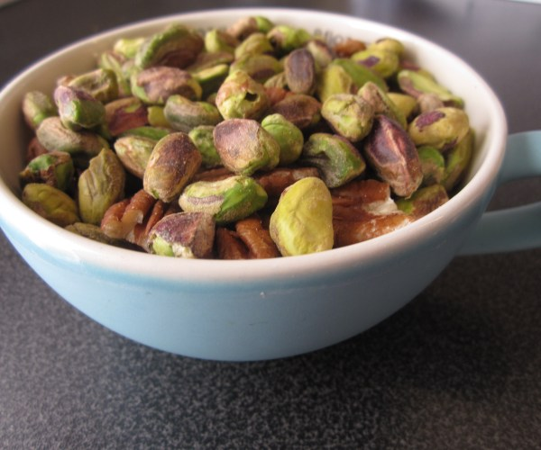 Whole Green Pistachios