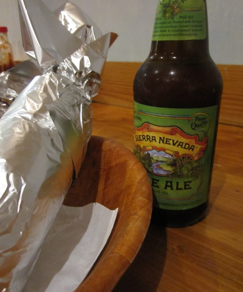 Burrito and Beer