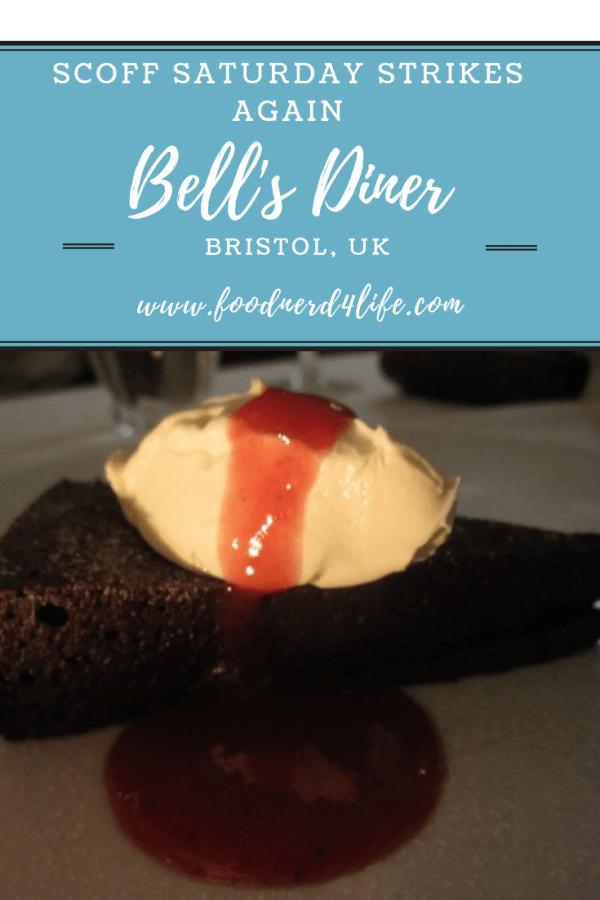 Bells Diner Pin