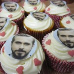 So Cute I Could Eat Him {Recipe – Ryan Gosling Cupcakes}