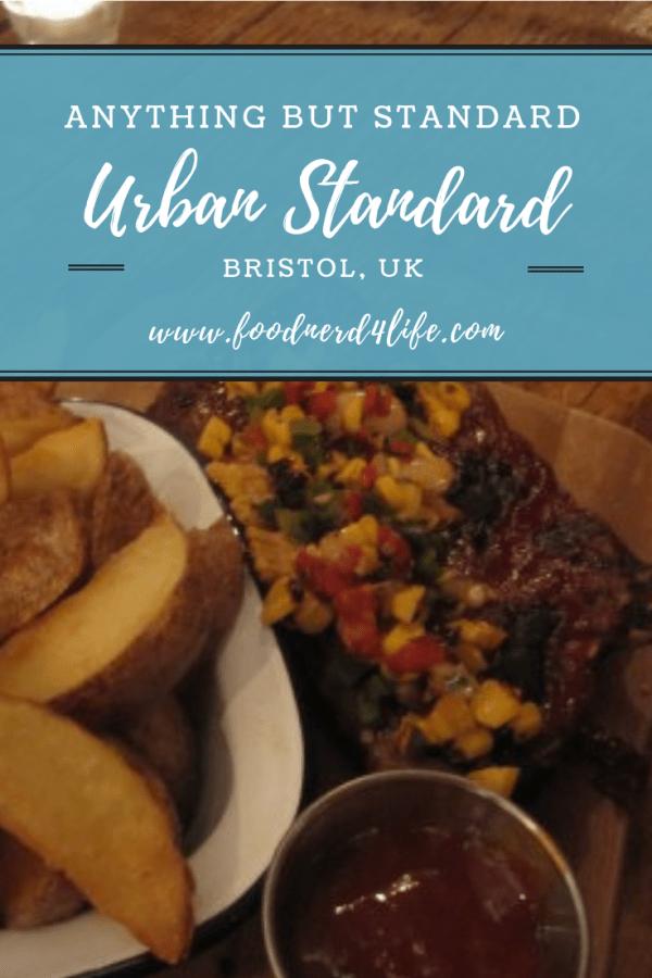 Urban Standard Pin