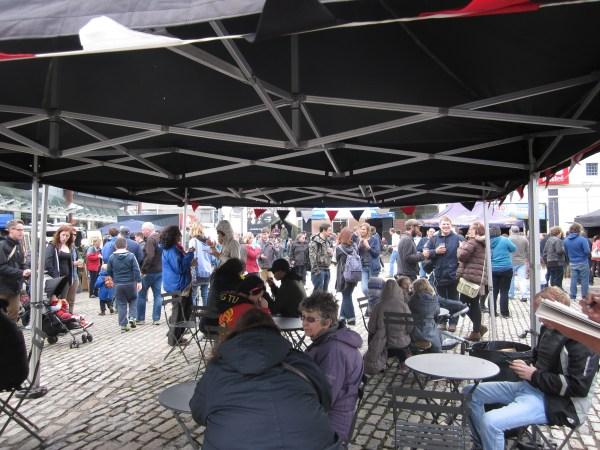 Bristol Eats Street Food Heats