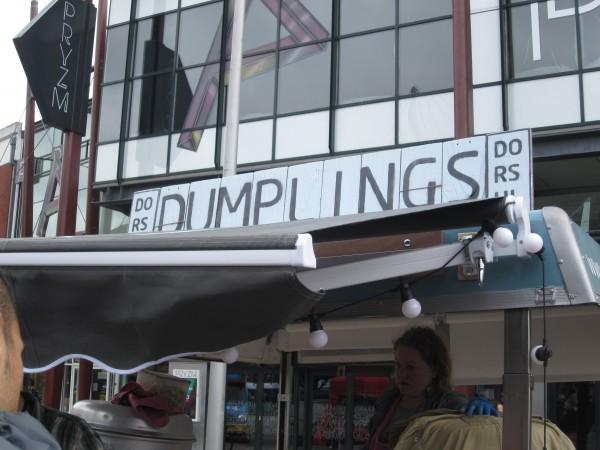 Dorshi Dumplings, Bristol