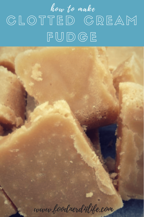 Clotted Cream Fudge Pin
