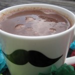 A Warm Cuddle in a Mug {Recipe – Mexican Hot Chocolate}