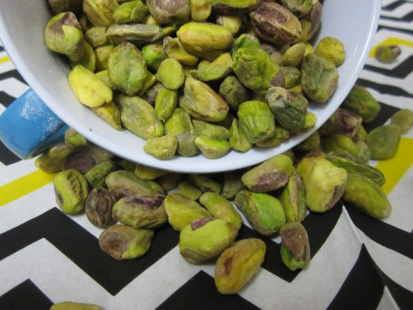 Whole Pistachios for Pistachio and Smoked Salt Cookies