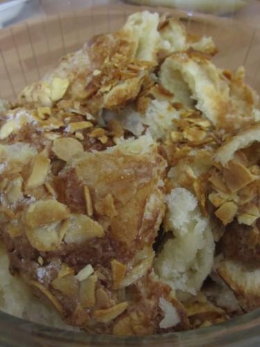 Almond Croissant Ice Cream