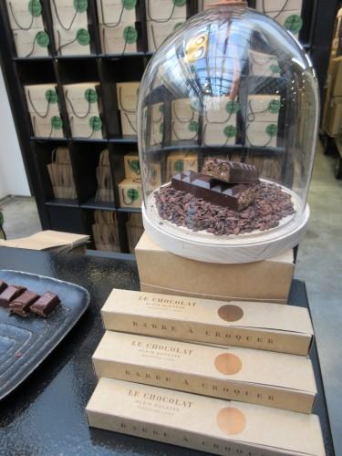 Le Chocolat Alain Ducasse in Paris