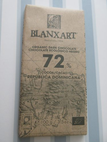 Blanxart - Dominican Republic 72%