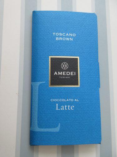 Amedei - Cicoccolato Al Latte