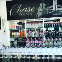 Raising A Glass or Four (Chase Distillery, Hereford)