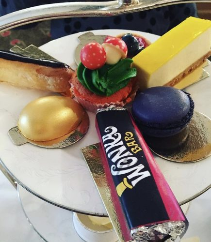 Willy Wonka Afternoon Tea