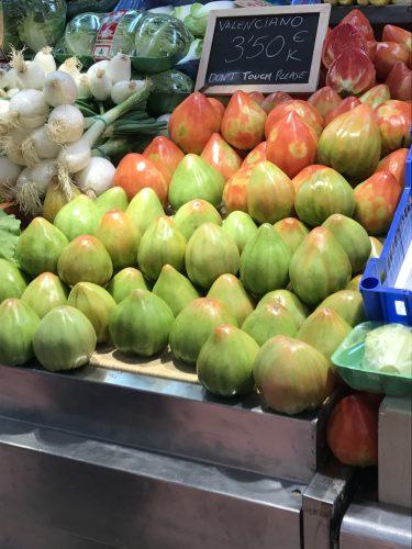 Valencia Tomatoes