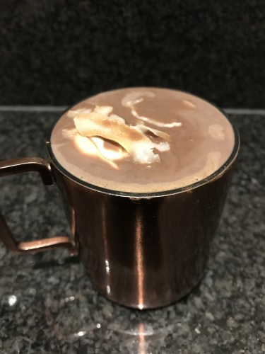 Tropical Hot Chocolate