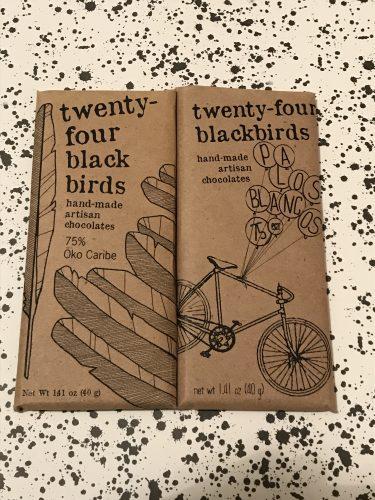 twenty four blackbirds chocolate