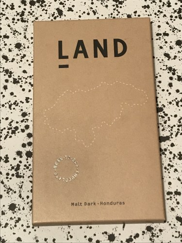 Land Chocolate Bar