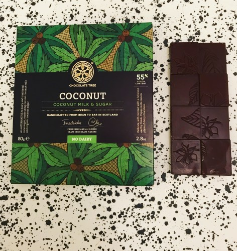 Chocolate Tree Coconut Milk Chocolate