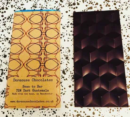 Dormouse Chocolate 72% Guatemala Bar
