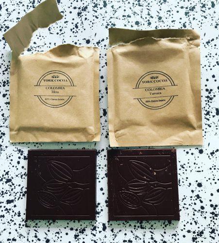York House Colombian Chocolate