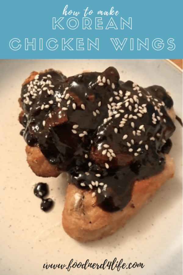 Korean Chicken Wing Pin