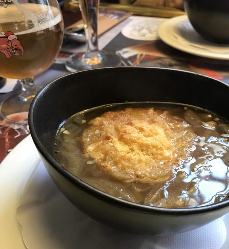 Cambrinus Flemish Onion Soup