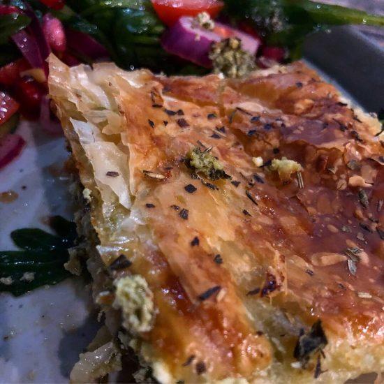 Egyptian Goulash at 91 Ways Supper Club, Bristol