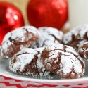 Day 11: Chocolate Crinkle Cookies