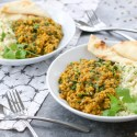 Spicy Coconut Curry Lentils