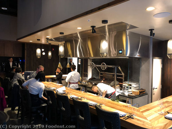 Niku Steakhouse, San Francisco Review