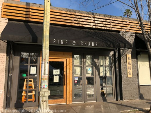 Pine and Crane, Los Angeles